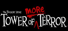 1 of 1: The Twilight Zone Tower of Terror - Tower of More Terror logo