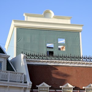 3 of 3: The Magic, The Memories and You! - Main Street Casey's Corner projectors housing