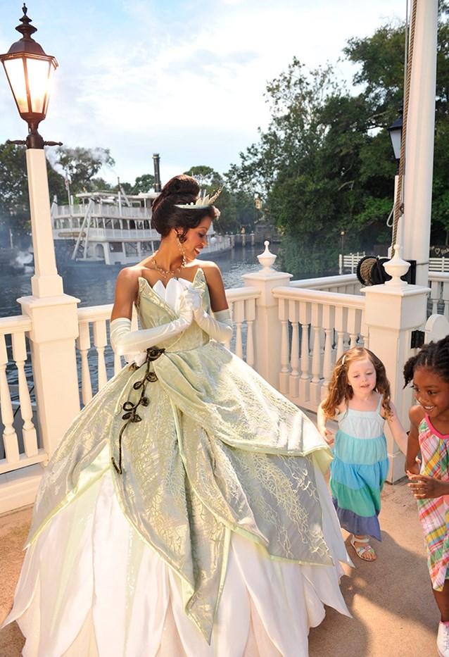 Tiana's Showboat Jubilee! - Copyright 2009 The Walt Disney Company