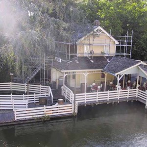 8 of 14: Tom Sawyer Island - Tom Sawyer Island refurbishment