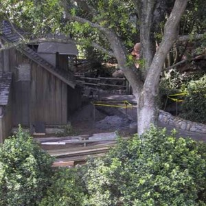 10 of 14: Tom Sawyer Island - Tom Sawyer Island refurbishment