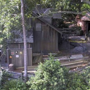 11 of 14: Tom Sawyer Island - Tom Sawyer Island refurbishment