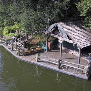 12 of 14: Tom Sawyer Island - Tom Sawyer Island refurbishment