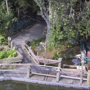 13 of 14: Tom Sawyer Island - Tom Sawyer Island refurbishment