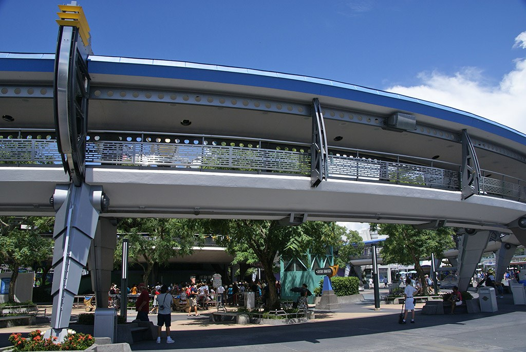 Tomorrowland Transit Authority refurbishment