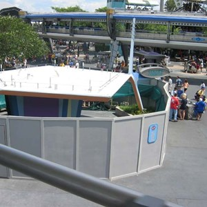 3 of 3: Tomorrowland - New DVC location construction