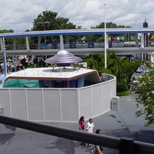 1 of 3: Tomorrowland - New DVC location construction