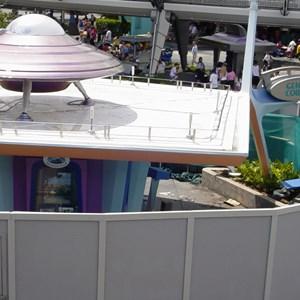 2 of 3: Tomorrowland - New DVC location construction