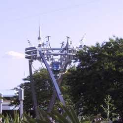 Tommorowland entry sign refurbishment