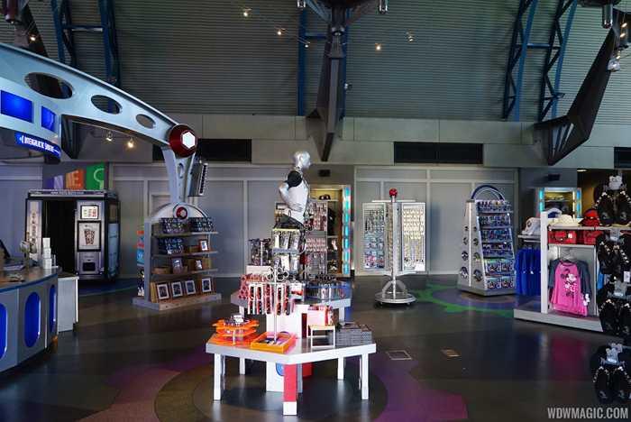 Closed Tomorrowland Arcade