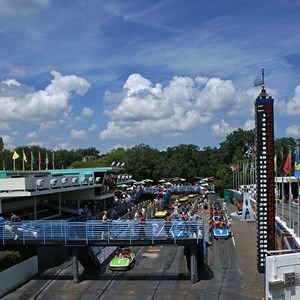 1 of 8: Tomorrowland Indy Speedway - Tomorrowland Indy Speedway