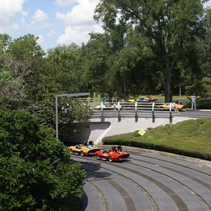 6 of 8: Tomorrowland Indy Speedway - Tomorrowland Indy Speedway