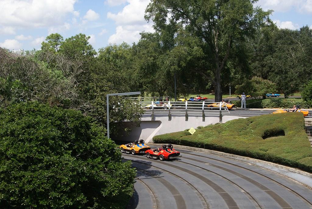 Tomorrowland Indy Speedway