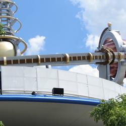 Tomorrowland Transit Authority and Astro Orbiter refurbishment