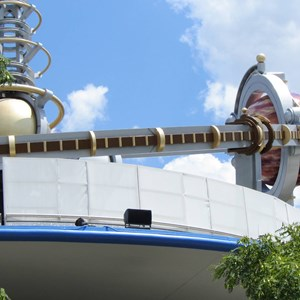 3 of 7: Tomorrowland Transit Authority PeopleMover - Tomorrowland Transit Authority and Astro Orbiter refurbishment