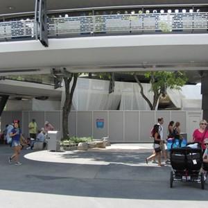 6 of 7: Tomorrowland Transit Authority PeopleMover - Tomorrowland Transit Authority and Astro Orbiter refurbishment