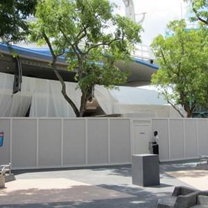 7 of 7: Tomorrowland Transit Authority PeopleMover - Tomorrowland Transit Authority and Astro Orbiter refurbishment