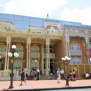9 of 10: Town Square Theater - Refurbishment