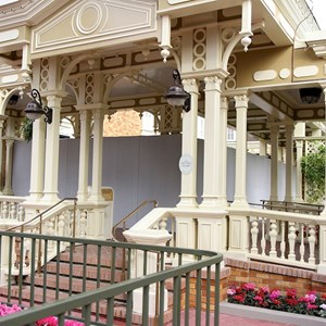 2 of 4: Town Square Theater - Exterior refurbishment
