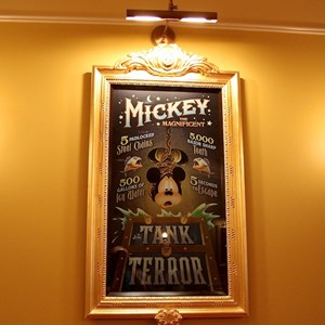 14 of 41: Town Square Theater - Town Square Theater interior and Mickey Mouse meet and greet