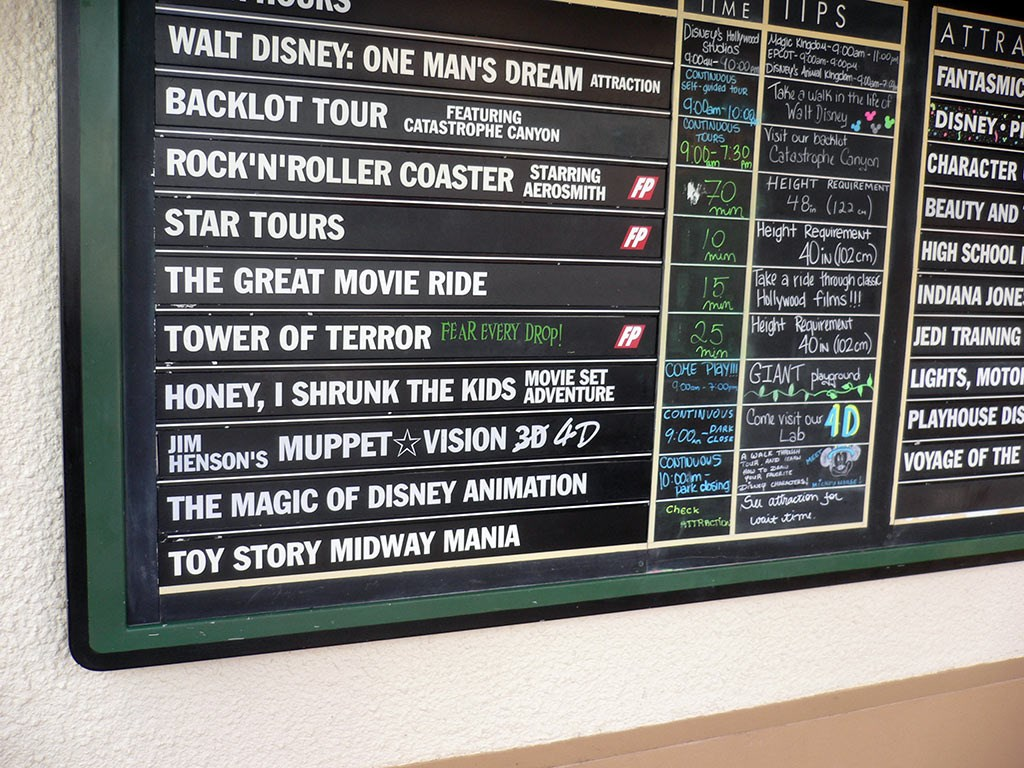 Toy Story Midway Mania now added to the Tip Board
