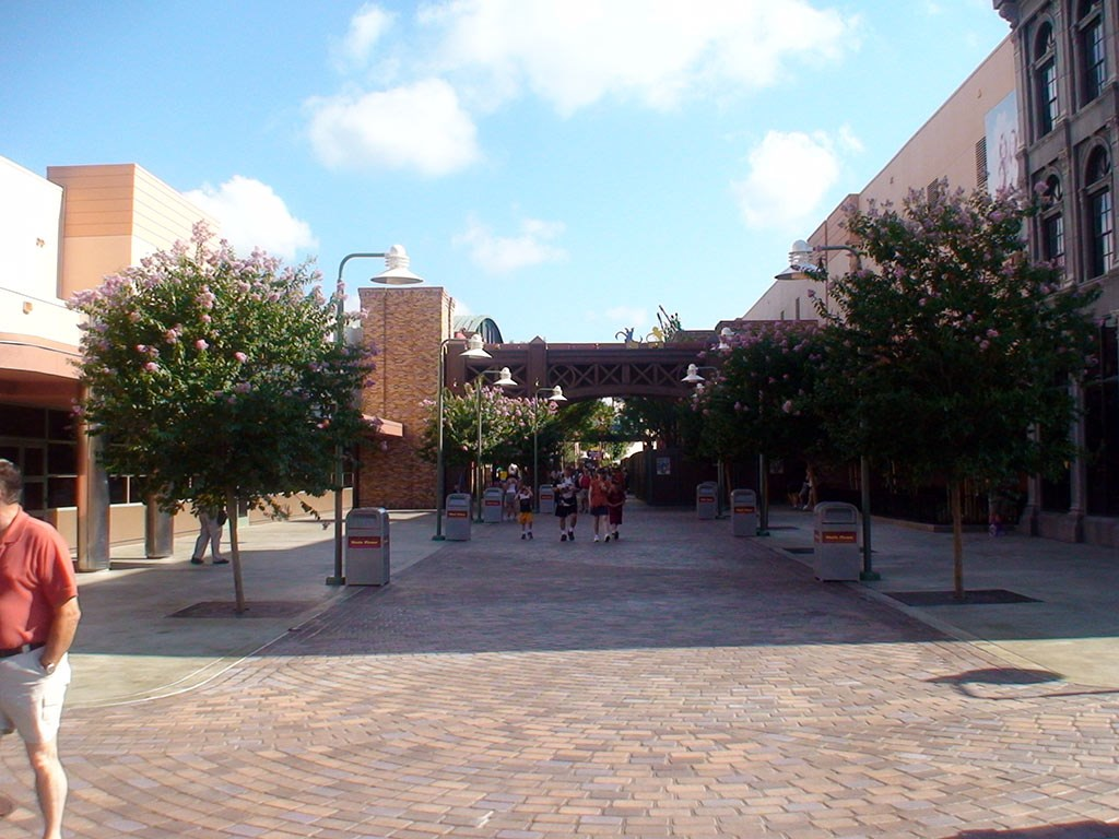 More walls open up in Pixar Place