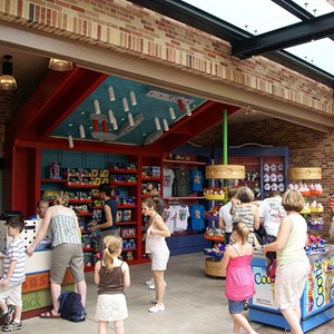 3 of 12: Toy Story Mania - Pixar Place now completely wall-less, and Toy Story Meet and Greet moves in