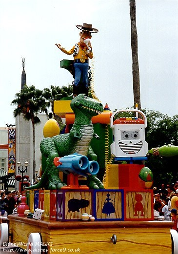 Toy Story Parade