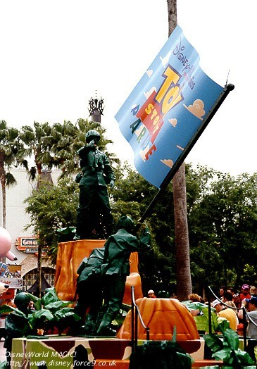 Toy Story Parade photos