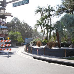 1 of 6: Typhoon Lagoon - Typhoon Lagoon main entrance road expansion