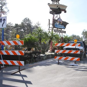 2 of 6: Typhoon Lagoon - Typhoon Lagoon main entrance road expansion