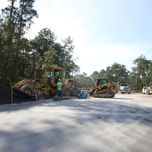 3 of 6: Typhoon Lagoon - Typhoon Lagoon main entrance road expansion