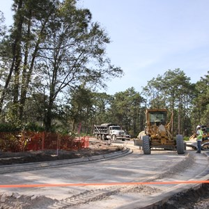 5 of 6: Typhoon Lagoon - Typhoon Lagoon main entrance road expansion