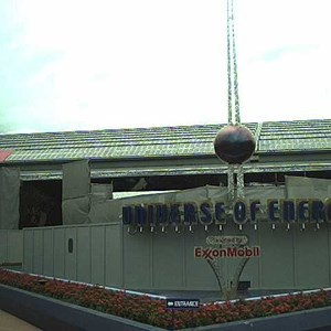 1 of 4: Universe of Energy - Exterior refurbishment