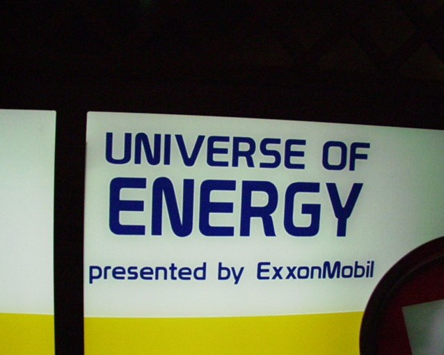 Universe of Energy