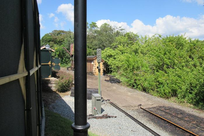 Walt Disney World Railroad refurbishment
