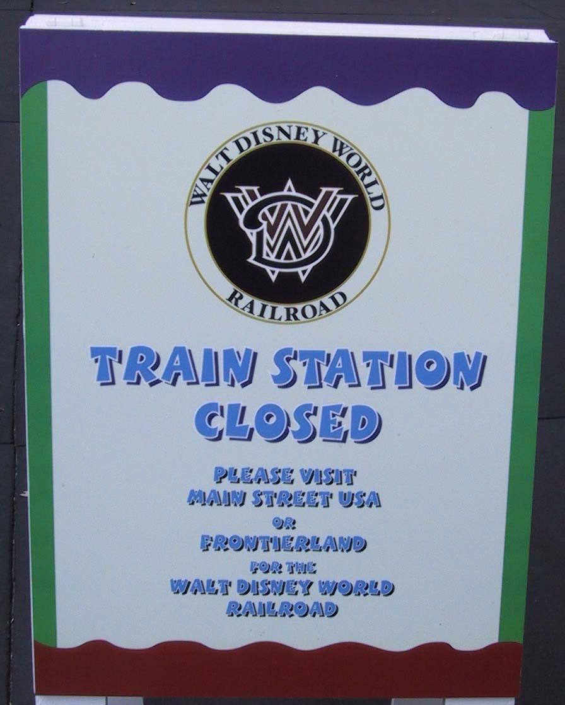 Toontown Train Station refrubishment