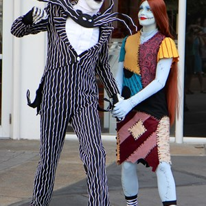 1 of 15: West Side - Jack and Sally Meet and Greet