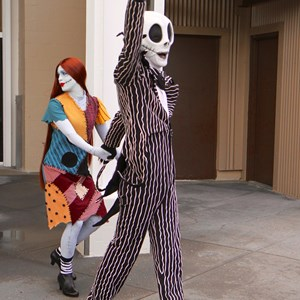 2 of 15: West Side - Jack and Sally Meet and Greet