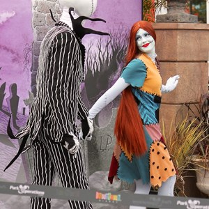 3 of 15: West Side - Jack and Sally Meet and Greet