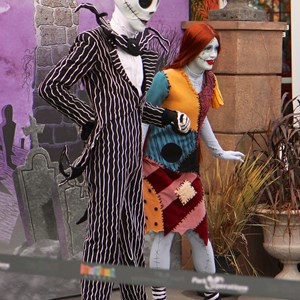4 of 15: West Side - Jack and Sally Meet and Greet