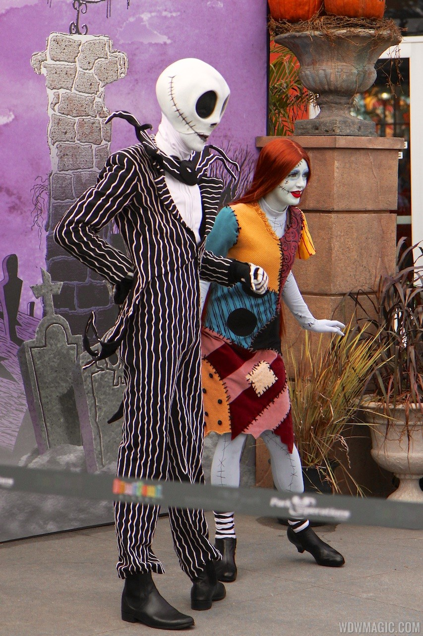 Jack and Sally Meet and Greet