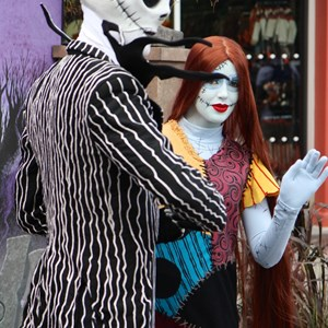 5 of 15: West Side - Jack and Sally Meet and Greet