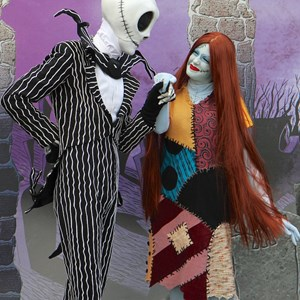 6 of 15: West Side - Jack and Sally Meet and Greet