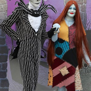 7 of 15: West Side - Jack and Sally Meet and Greet