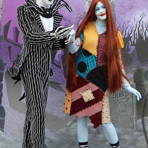 8 of 15: West Side - Jack and Sally Meet and Greet