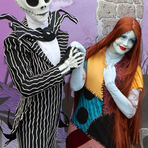 9 of 15: West Side - Jack and Sally Meet and Greet