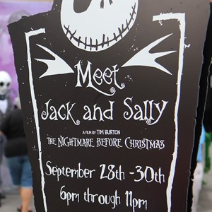 10 of 15: West Side - Jack and Sally Meet and Greet