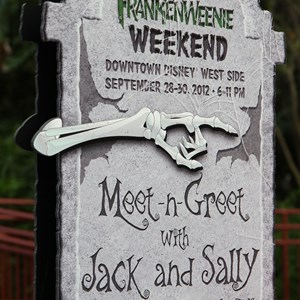14 of 15: West Side - Jack and Sally Meet and Greet