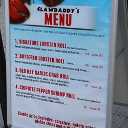 Clawdaddy Food Truck